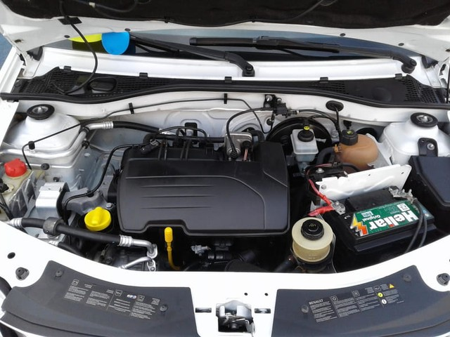 Renault LOGAN 1.0 EXPRESSION 16V FLEX 4P MANUAL  - Foto 10