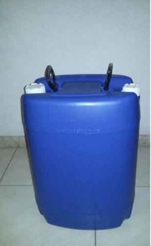 JR Tambores - Galão Plastico 50 Litros - Tambor/Bombona - Foto 4