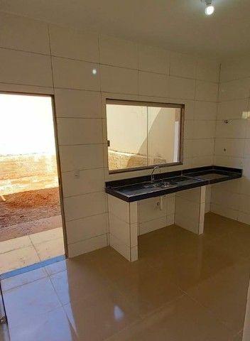 Vende Casas 02 quartos sendo 01 suíte - São Caetano- Luziânia   - Foto 4
