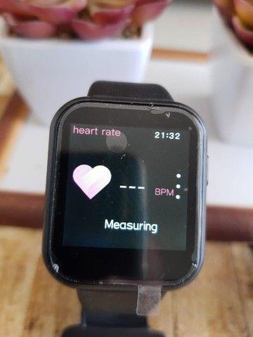 Relógio Smartwatch D20 Plus / Y68 Plus - Lançamento 2021 - Foto 4