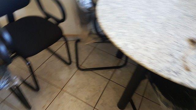Escritório, mesas, cadeiras - Foto 3