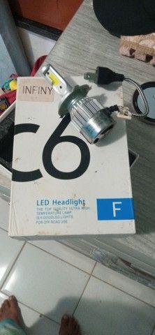 LED SURPER BRANCO...C6