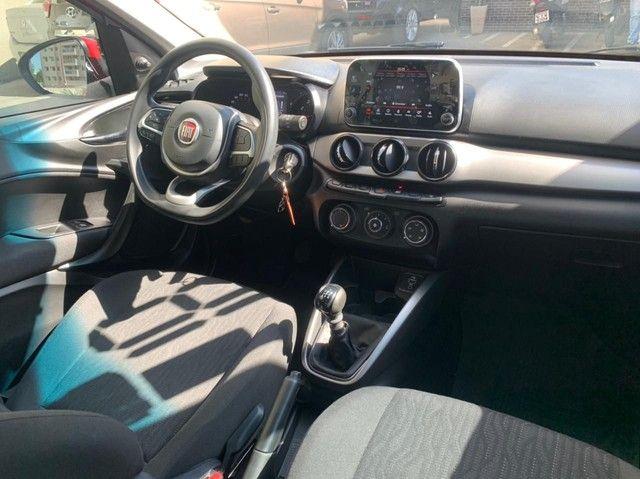 Fiat cronos 1.3 2019 - Entr. + 929 reais  - Foto 3