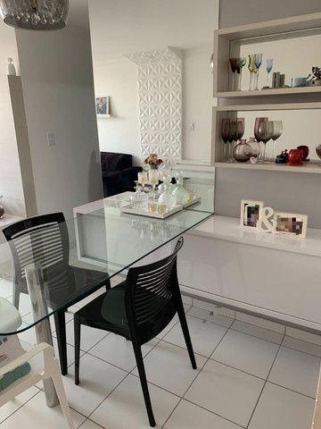 Apartamento no Geisel, 02 quartos - Móveis Projetados - Foto 3