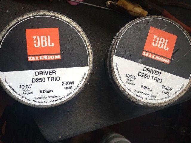 par de Driver d250 trio