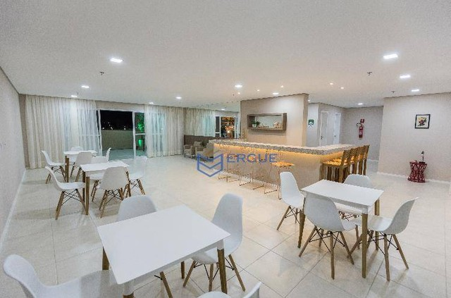 Apartamento com 2 dormitórios à venda, 57 m² por R$ 371.910,17 - Jóquei Clube - Fortaleza/ - Foto 9