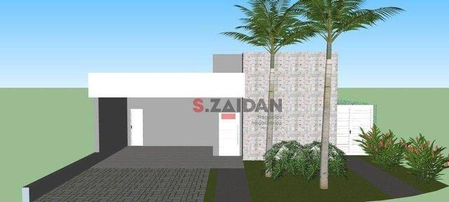 Casa com 3 dormitórios à venda, 180 m² por R$ 1.055.000,00 - Residencial Villa D?Aquila -