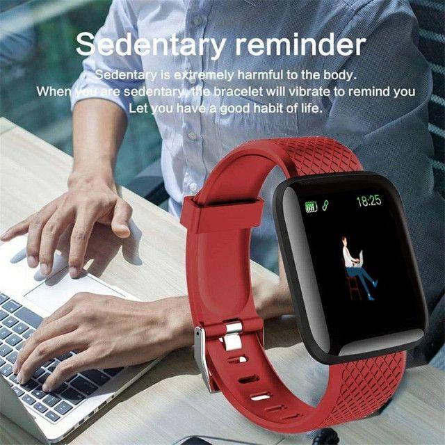 OPORTUNIDADE Smartwatch D13 aceito cartão divido sem juros - Foto 3