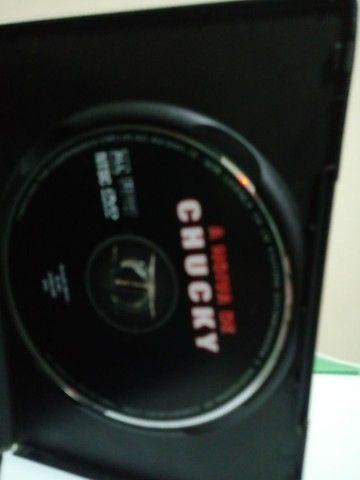 DVD  Noiva do Chucky - Faço Envio. - Foto 3