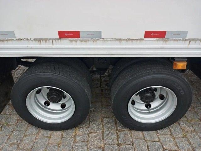 Vw 10.160 Delivery Plus Ano 2014/15 Truck / Baú Frigorífico - Foto 12
