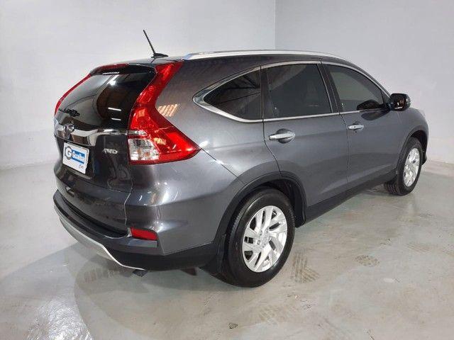 HONDA CRV 2.0 EXL 4X4 16V FLEX 4P AUTOMÁTICO - Foto 4