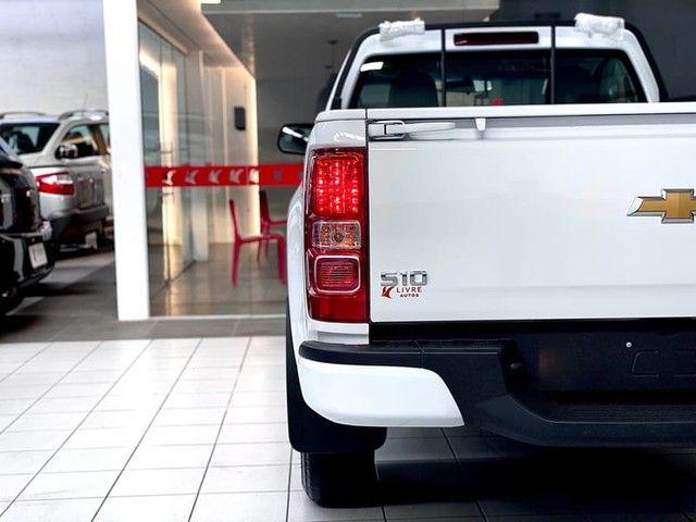 Chevrolet S10 LS 2.8 16v 4x4 CS 2022 0KM - Foto 14