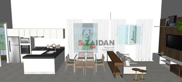 Casa com 3 dormitórios à venda, 180 m² por R$ 1.055.000,00 - Residencial Villa D?Aquila -  - Foto 4