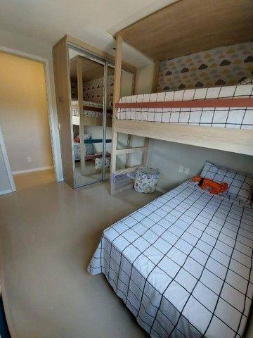 Apartamento com 2 dormitórios à venda, 56 m² por R$ 428.000,00 - Benfica - Fortaleza/CE - Foto 6