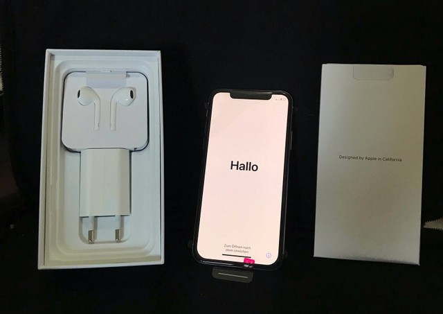 iPhone X 256Gb, zero + brindes - Foto 4
