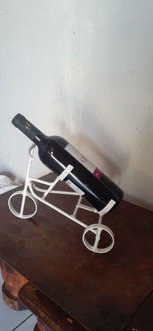 Porta vinhos  - Foto 4