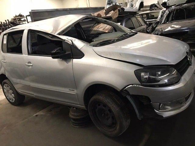 Sucata para venda de peças VW/ Fox 1.0 GII 2011/2011 - Foto 4