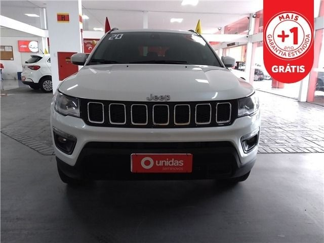 JEEP COMPASS LONGITUDE DIESEL 4X4 AT