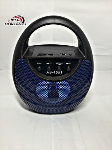 Caixa de som Bluetooth multimídia speaker  - Foto 2