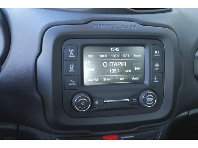 Jeep Renegade LIMITED 1.8 FLEX AUT. - Foto 16