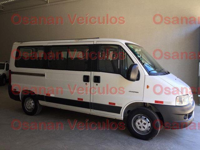 Vendo Van Jumper Minibus 2.3 Diesel 2011/2012 Completa 16 Lugares - Foto 2