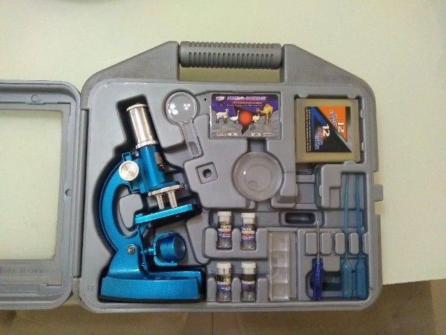 Microscópio deluxe - Foto 2