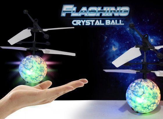Bolacoptero / Bola de cristal voadora com sensor (Preço muto abaixo do mercado)