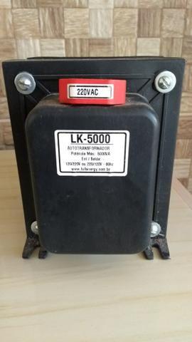 Transformador 110/220/5000w