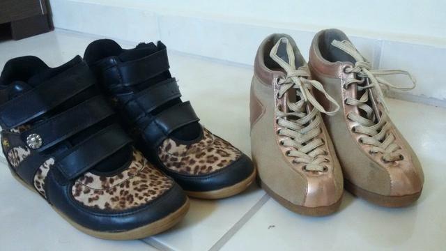 Tênis Sneaker 34 feminino