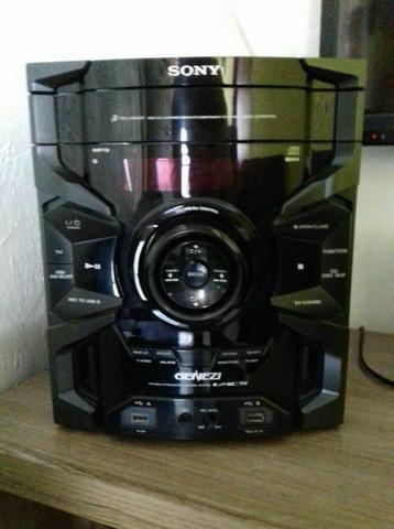 Som Sony Genezi MHC-GTR777