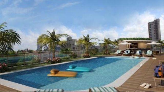 Apartamento no Bairro dos Estados com Área de Lazer e Excelente Localização - Cód. 001279