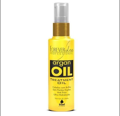 Forever Liss Argan Oil Óleo de Argan Agora com 60ml