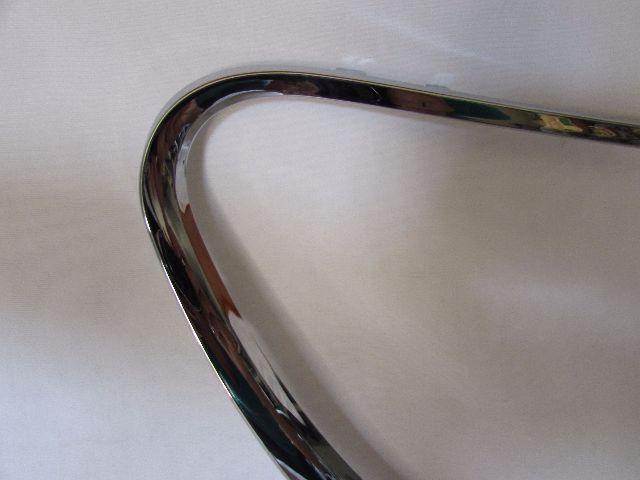 Friso Cromado Grade Dianteiro Parachoque C3 2008 2009 A 2011 - Foto 2
