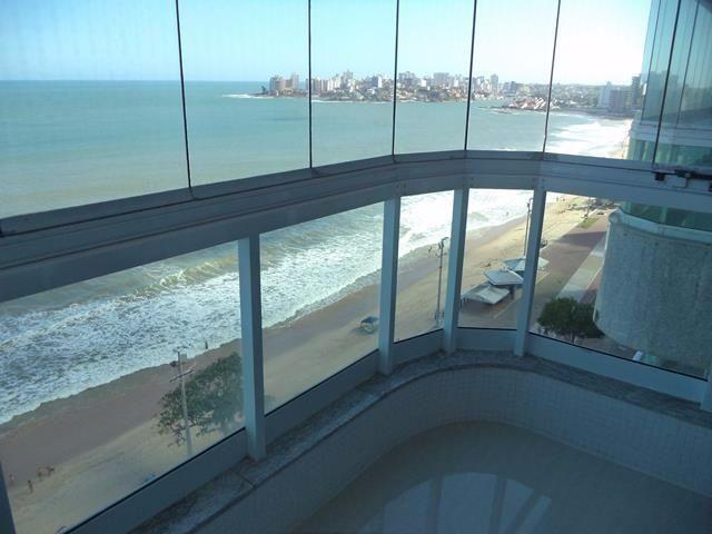 3 quartos(2 suítes) Beira Mar, 3 vagas garagem