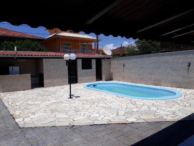 Excelente casa com piscina para locação (fins de semana e feriados) - Foto 9