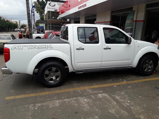 Frontier 2.5 de diesel 4x2 Hilux Amarok s10