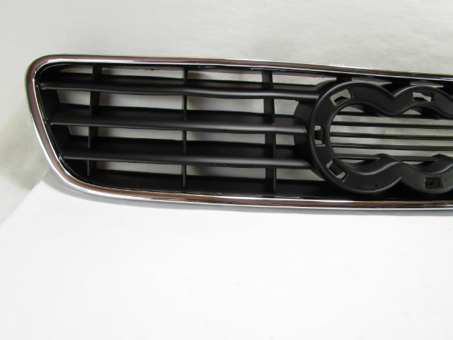 Grade Superior Radiador C/ Friso Cromado Audi A3 1996 a 2006 - Foto 4