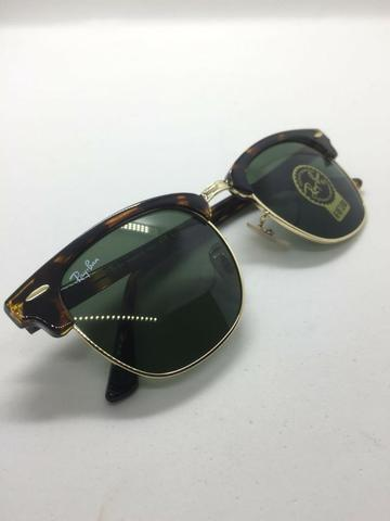 f94223bfe1610 Óculos Ray Ban Clubmaster Novo na Caixa RB3016 Várias Cores Original Com  Garantia de 1 ano