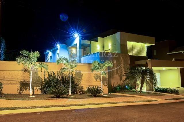 Maravilhoso sobrado para venda em Cravinhos no Condominio Acacias Village, 4 dormitorios s - Foto 2