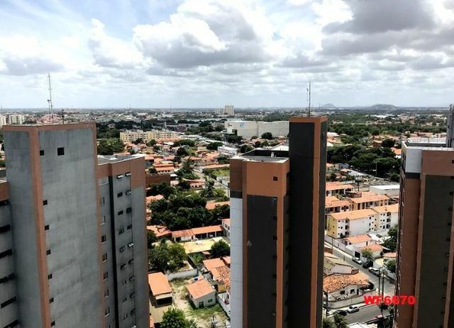 Navegantes e Meridiano, apartamento com 2 quartos, projetado, Parque Iracema, próx BR 116 - Foto 13