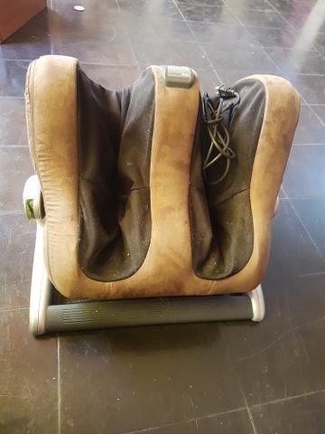 Massageador para pernas