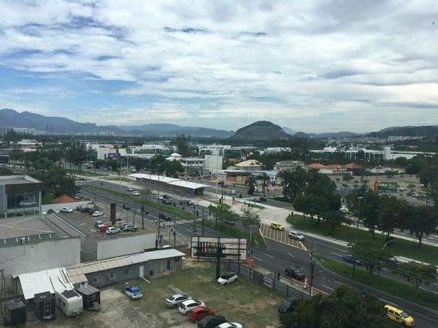 Barra da Tijuca. Torres 1 quarto. 50m. 1 vaga