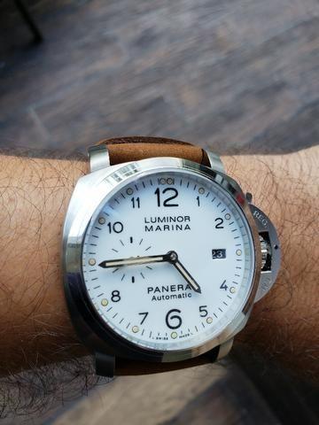 29fae995fc0 Relógio Panerai Luminor Marina - Bijouterias