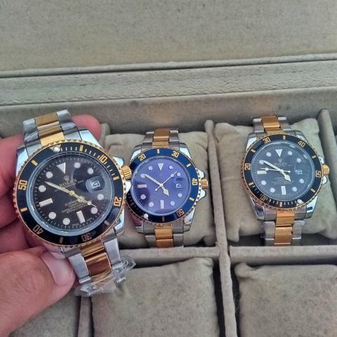 e660331820c Relógio Rolex Submariner - Bijouterias