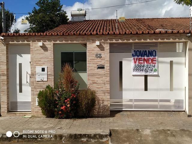 (R$290.000) Casa Seminova c/ Garagem p/ 02 Carros e Área Gourmet - Bairro Morada do Vale