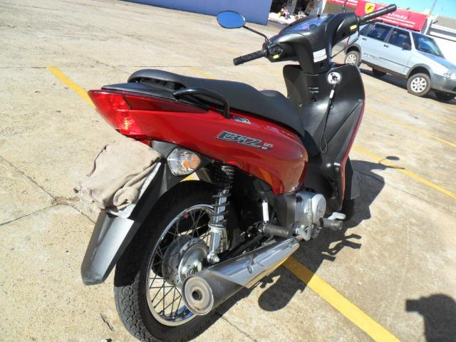 Honda BIZ 125 ES - 2013 Vermelha (Partida elétrica) - Foto 6