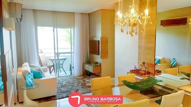 2 e 3 quartos com ótima localização e pagamento parcelado