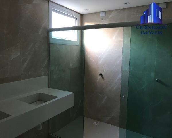Casa à venda alphaville salvador ii, nova, r$ 2.190.000,00, piscina, espaço gourmet, área  - Foto 19