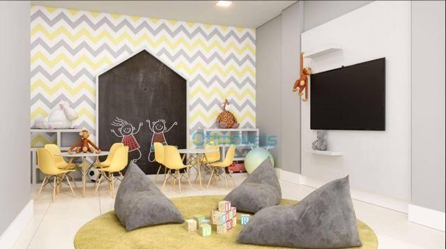 Apartamento com 3 dormitórios à venda, 108 m² por r$ 741.712 - ecoville - curitiba/pr - Foto 11