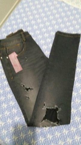 Calças jeans e shorts - Foto 3